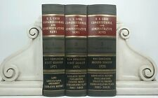 1970~U.S. CODE CONGRESSIONAL AND ADMINISTRATIVE NEWS~Old Vtg Black Law Book Lot