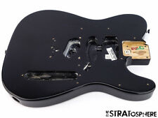 2015 American Standard Fender Telecaster Tele BODY USA Guitar Parts Black *SALE!