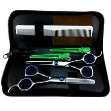 Professional Salon Hair Cutting & Thinning Scissors Shears Hairdressing Set D37