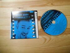 CD Pop Eddy Zoey - Ik Geef Niet Meer Om Haar (2 Song) SOLID / DURECO