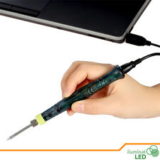 Mini USB Electric Soldering Iron Portable Gun - Heating Tool 5V 8W