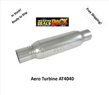 "Aero Turbine Performance Exhaust 4"" Muffler AT4040"