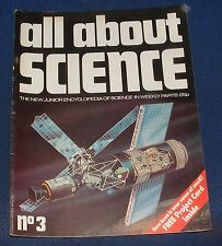 ALL ABOUT SCIENCE NUMBER 3 - AFTER-IMAGE - AIRPLANE