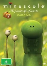 Minuscule - The Private Life Of Insects : Season 2 : Part 2 New and Sealed