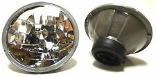 Headlight universal DEPO 100-1124N-LD HEAD LAMP Crystal fit LEFT=RIGHT H4