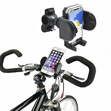 Bicycle MTB Bike Holder Motorcycle Mount Universal For Cell Mobile Phone GPS