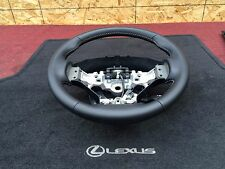 LEXUS 11-14 CT200H LEATHER STEERING WHEEL OEM