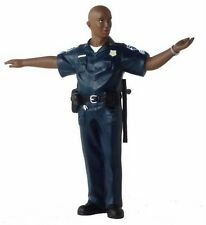 American Diorama 1/24 MIKE Police Officer Figure Directing Traffic  51596