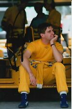 MARTIN DONNELLY HAND SIGNED CAMEL LOTUS F1 6X4 PHOTO 2.