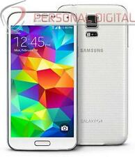 Genuine Samsung Galaxy S V (S5) 16GB Dual Sim G900FD - White UNLOCKED