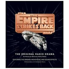 The Empire Strikes Back by George Lucas (2013, CD, Unabridged)