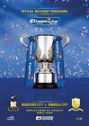 BRADFORD CITY v SWANSEA CITY CAPITAL ONE CUP FINAL 2013 MINT PROGRAMME