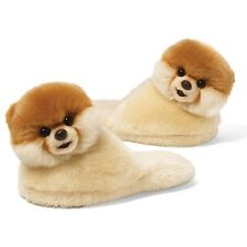 Gund Boo Slippers Youth Sized The World's Cutest Dog