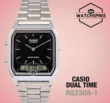 Casio Analog Digital Dual Time Watch AQ230A-1D