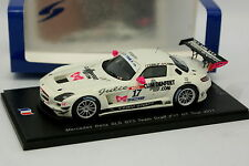 Spark 1/43 - Mercedes SLS GT3 Team Graff GT Tour N°17 2011