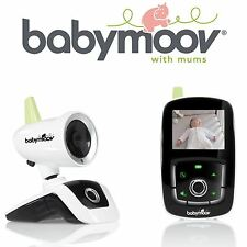 Babymoov Visio Care III Baby Nursery Security Monitor Camera & Nightlight - 300M
