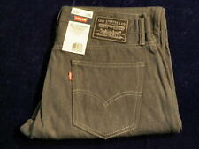 New LEVIS 514 Mens Slim Fit Straight Leg Gray denim Jeans 34W 30L # 514-0350 A57