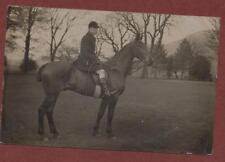 Hepworth. 1904. Huntsman on Horse - Mr Harry Cooper, Moldgreen qp605