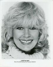 LORETTA SWIT PRETTY SMILING PORTRAIT MASH ORIGINAL 1978 CBS TV PHOTO