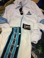LE COQ SPORTIF POPPERS TRACKSUITIN 34/36 or 36/38 AT £30 BNWLINCH IN white