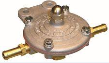FSE Petrol King Adjustable Fuel Pressure Regulator 1.5-7psi 8mm Tails Carbs FPR0