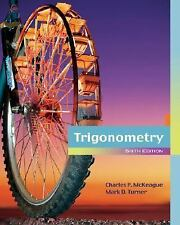 Trigonometry by McKeague, Charles P.; Turner, Mark D.