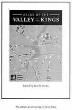 ATLAS OF THE VALLEY OF THE KINGS - NEW PAPERBACK BOOK