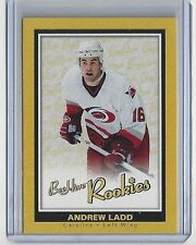 2005-06 ANDREW LADD UPPER DECK BEEHIVE ROOKIE CARD #156