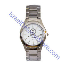 Israel Mossad Fashion Nickel Analog Israel Defense Forces Official Gift Watch