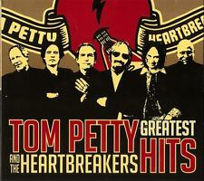 Tom Petty and the Heartbreakers Greatest Hits Best SONGS CD 2-disc Set in Box