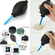 Rubber Bulb Air Blower Duster Cleaner Pump For Camera Lens Keyboard Watch Sensor