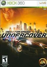 Need for Speed: Undercover Xbox 360 New Xbox 360