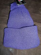 Toddler size Purple knit hat Nwt