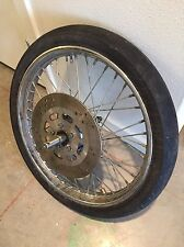 "Harley Davidson Softail 21"" Front Wheel 3/4 Axle Bearings"