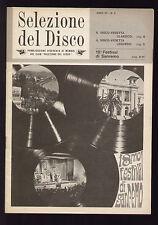 READER'S DIGEST SELEZIONE DEL DISCO 2/1968 SANREMO ENDRIGO CARLOS YVES MONTAND
