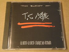 CD / THE BEST OF T.C. MATIC