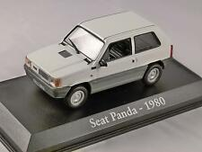 1980 SEAT PANDA in White 1/43 scale diecast model car by RBA Collectables