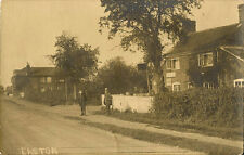 EASTON Norfolk) :  Main Road-shop on right RP