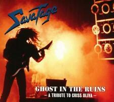 Savatage - Ghost in the Ruins (2011 Edition) - CD