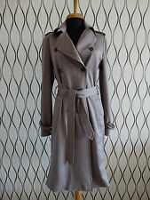Salvatore Ferragamo Wool Cotton Double Breasted  Trench Coat  jacket jacke Small