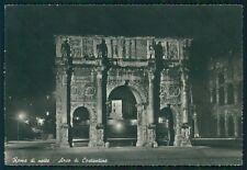 Roma Città Arco di Costantino Foto FG cartolina VK2384
