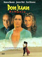 Don Juan DeMarco [DVD NEW]