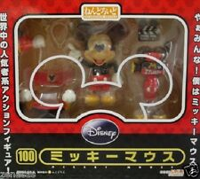 Used Good Smile Company Nendoroid 100 Mickey Mouse PRE-PAINTED