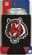 Cincinnati Bengals NFL Can Koozie Keeps Drinks & Cans Cold by Kolder New