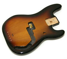 Genuine Fender Sunburst Mexican Precision Bass Replacement Body 099-8010-732