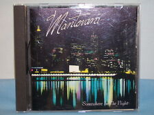 Somewhere In The Night By Mantovani 1988 CD Audio Fidelity Chanson D'Amour Still