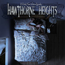 FREE US SH (int'l sh=$0-$3) NEW CD Hawthorne Heights: If Only You Were Lonely Ve