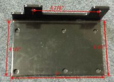 plate pro hd Generic mounting plate for ATV winch and fairlead