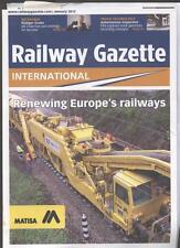 Railway Gazette International - January 2012