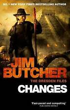 Changes: A Novel of the Dresden Files by Jim Butcher. 1st print. ROC Fantasy ppb